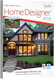 Home Landscape Design Pro 17 7 For Windows by Amazon Com Chief Architect Home Designer Suite 2018 Dvd