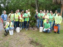 ta electric planting event brings new trees to temple terrace