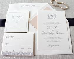 laurel wreath wedding invitations wedding invitations by lolo