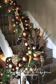 brown christmas tree decorations christmas2017