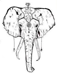 25 trending elephant head drawing ideas on pinterest elephant