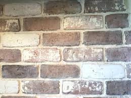 do it yourself ideas faux brick tile backsplash best faux brick ideas on faux brick do