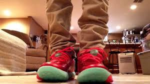 kd 6 christmas kd vi on foot review