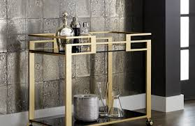 Bathroom Cart On Wheels by Inspiration Bar On Wheels Bar Cart Styling U2013 Interior Much With