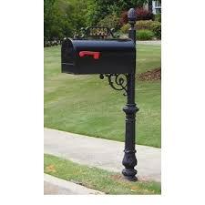 ornamental mailbox 1