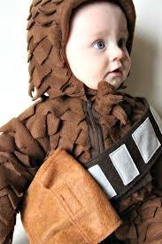 Chewbacca Halloween Costume Larissa Baby Chewbacca Costume