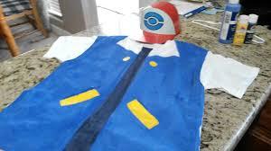 Diy Halloween T Shirts Paint A Costume Ash Ketchum Youtube