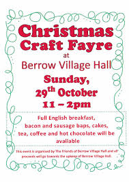 xmas craft fayre sunday 29th october 11am 2pm welcome to