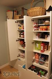 Ikea Kitchen Storage Cabinets 16 Beautiful Pantries That Will Give You Organization Goals Free