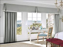 bow window shades bay window treatments motorized roman shades