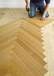 This Old House Small Bathroom How To Install A Herringbone Floor This Old House Re Fastening The