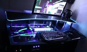 Gaming Home Decor Peculiar Cheap Computer Desks Also Computer Desk Also Home