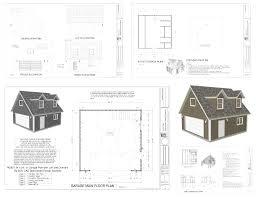 garage floor plans free free storage truss garage plans with building