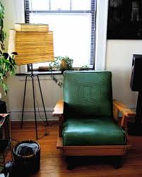Vintage Retro Floor Lamp Vintage Furniture Modern Interior Decorating With Chairs In Retro