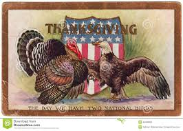 thanksgiving postcard template vintage postcards stock photos image 20874203
