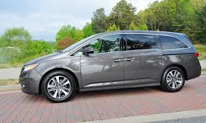 honda odyssey review 2014 honda odyssey car revs daily com road test review 2014 honda odyssey touring