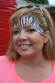 Zebra Halloween Makeup by Zebra Mask Face Painting Face Painting U0026 Body Art By Mc