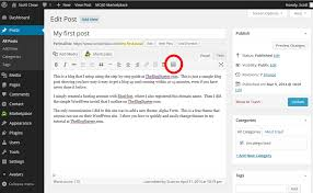wordpress theme editor gone how to change your text size and color in wordpress the blog starter