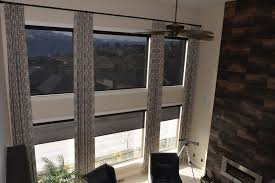 power rise roller shades example the well dressed window