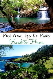 all you need to know tips for the road to hana maui hawaii