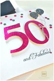 design by occasions u0027 50th birthday greeting card design by occasion