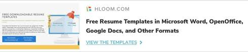 free resume template 275 free microsoft word resume templates the muse