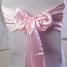 Pink Chair Sashes Popular Pink Chair Sashes Buy Cheap Pink Chair Sashes Lots From