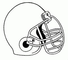 football printable coloring pages free football coloring pages regarding invigorate to color an