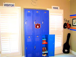room simple sports lockers for kids rooms room design ideas