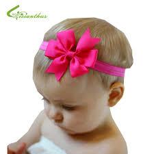infant hair aliexpress buy 2017 new baby bow headband hair bowknot