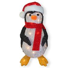 Outdoor Christmas Decorations Penguins by Luxury Penguin Outdoor Christmas Decorations Outdoor Wall Decor