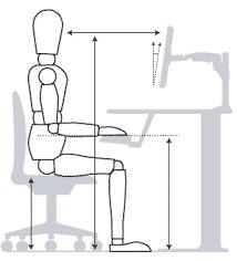 postura corretta scrivania quando la tecnologia fa la corretta postura quando si lavora