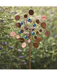 wind sculptures spinners
