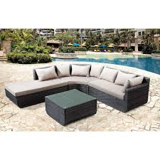 Outdoor Patio Furniture Sectionals - sofas center sofas center outdoor patio furniture sectional
