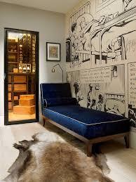 Blue Chaise Lounge Blue Chaise Lounge Design Ideas