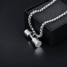 Personalized Mens Necklaces Aliexpress Com Buy Personalized Engrave Men Fashion Stainless