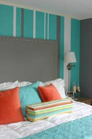 Turquoise And Orange Bedroom 30 Color Ideas For Wall Paint In Turquoise U2013 Fresh Design Pedia
