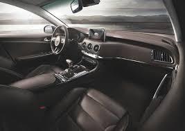 porsche stinger interior kia stinger coupe review 2017 parkers