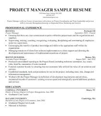 Project Coordinator Resume Examples Sample Resume Logistics Coordinator Top 8 Marketing Project
