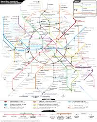 Barcelona Subway Map by Moscow Metro Wikipedia