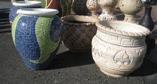 concrete planters for sale garden pots on sale home outdoor decoration