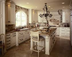 Paint Kitchen Cabinets Antique White by Make Your Kitchen Warm With Antique White Kitchen Cabinets Home