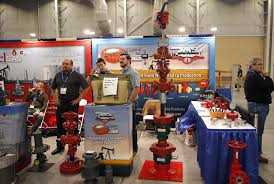 Oklahoma Travel Expo images Oil and gas expo attracts thousands on thursday jpg