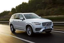new volvo all new volvo xc90 named automobile all star collects three more