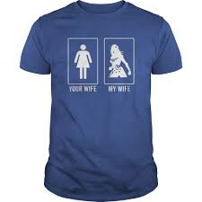 Gifts For Your Wife Your Wife My Wife Shirt Wonder Woman
