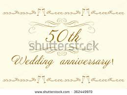 50th wedding anniversary 50th wedding anniversary stock images royalty free images