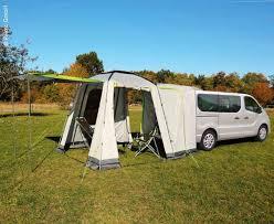Motor Caravan Awnings Uni Van Universal Rear Tent For Small Camper And Vans 93798
