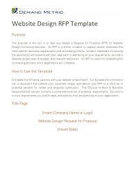 website design rfp template 1 728 jpg cb u003d1354787518