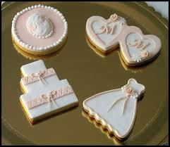 160 best wedding cookies images on pinterest decorated cookies