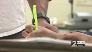 reading math scores low in georgia